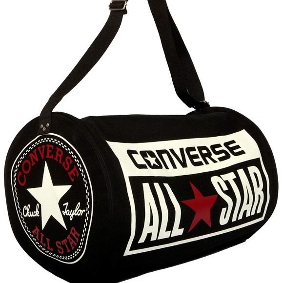 d4380c9cb5 Converse Handbags - Converse chuck Taylor All star duffle bag black